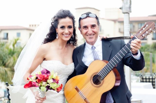 Wedding Guitarist In Los Angeles: Jory Schulman | Rustic Canyon Music