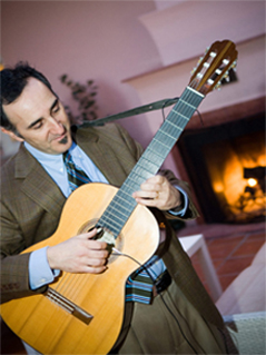 Best Wedding Guitarist In Los Angeles: Jory Schulman